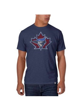 47BRAND SCRUM TEE TORONTO BLUE JAYS