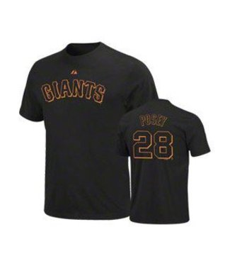 MAJESTIC B. Posey Youth T-Shirt
