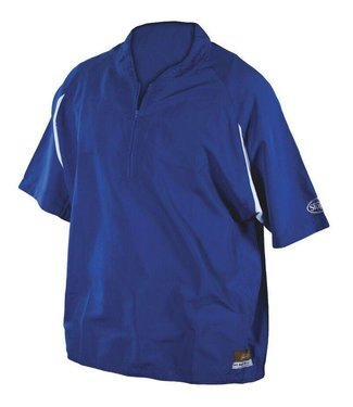 LOUISVILLE SLUGGER BATTING CAGE PULLOVER 1/4 ZIP YOUTH