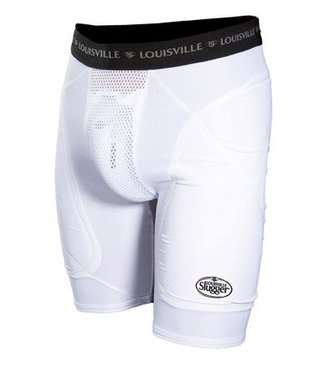 LOUISVILLE SLUGGER COMPRESSION SHORT WITH CUP