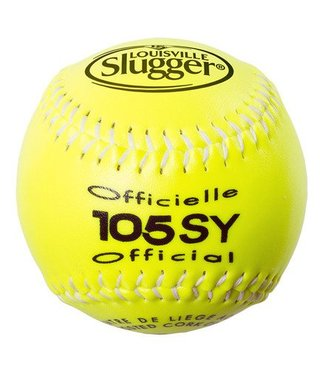 LOUISVILLE Balle de Softball 105SY (Un)