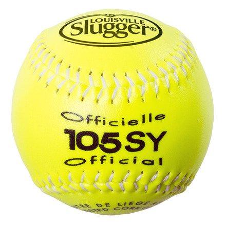 LOUISVILLE Balle Softball 105SY (Un)