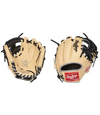 "RAWLINGS PRO200TR-2C Heart of the Hide 9.5"" Training Glove"