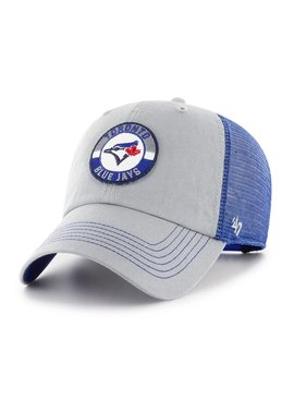 47BRAND MLB Porter Clean Up Cap Toronto Blue Jays