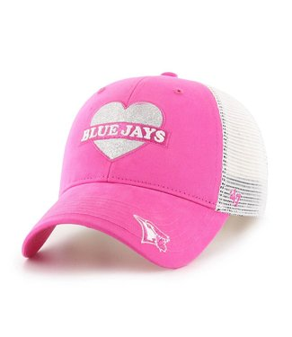 47BRAND MLB Sweetheart MVP Girl's Cap Toronto Blue Jays