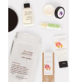 COTTAGE GREENHOUSE Relaxation Gift & Travel Kit