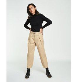 Backdrop Fashion Mock Neck Pullover