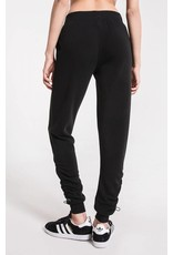 Z Supply The Loft Fleece Cinched Jogger