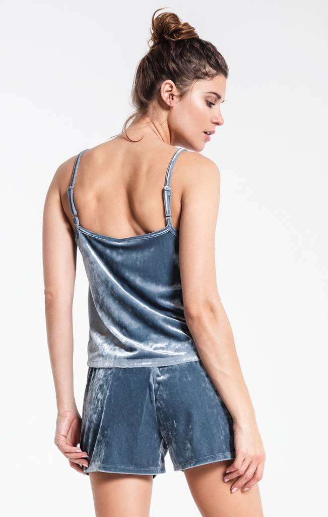 Z Supply The Lounge Velour Tank