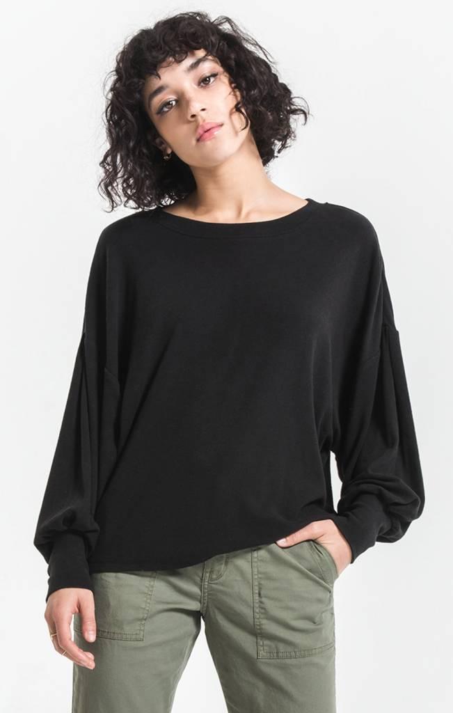 Rag Poets Opal L/S Knit Pullover