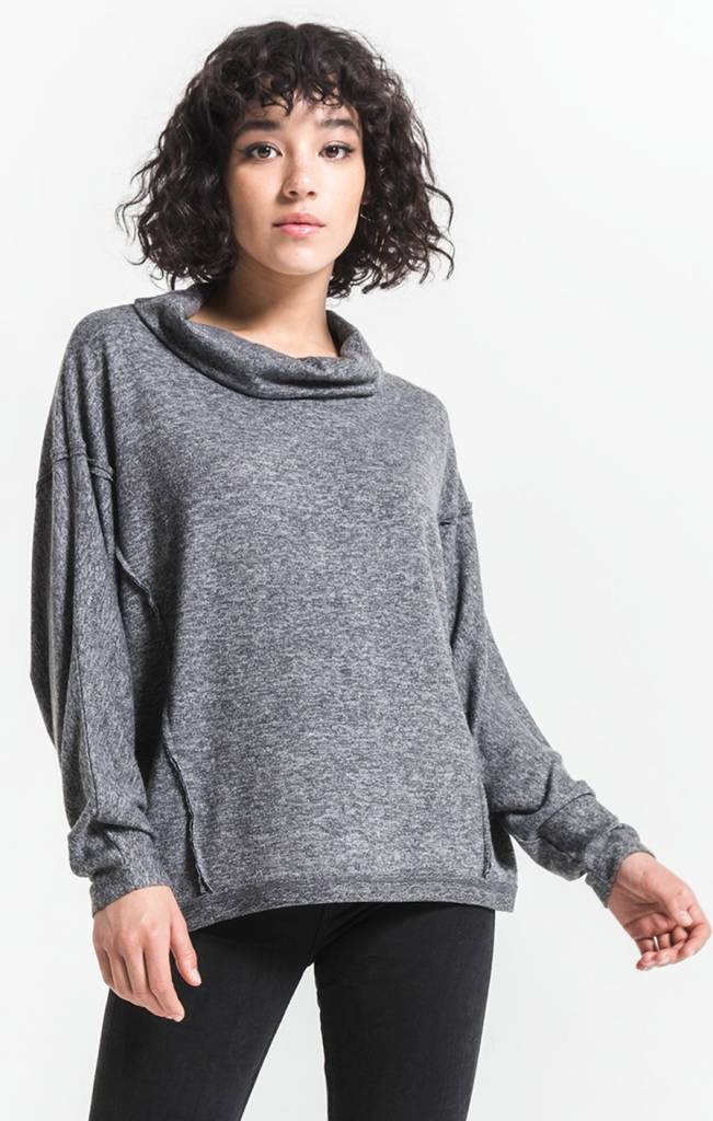 Rag Poets Nova Cowl Neck Sweater