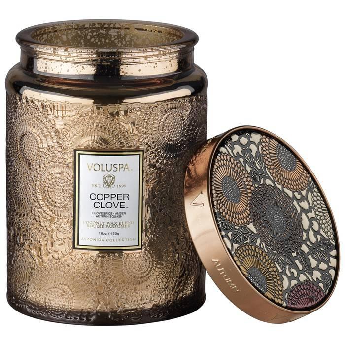 Voluspa Large Glass Jar