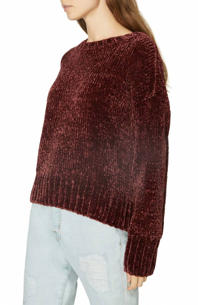 Sanctuary Clothing Chenille Pullover