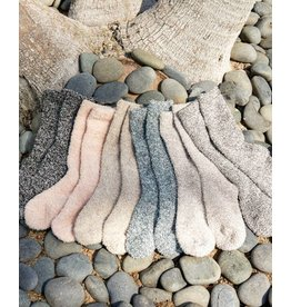 Barefoot Dreams Cozychic Heathered Socks