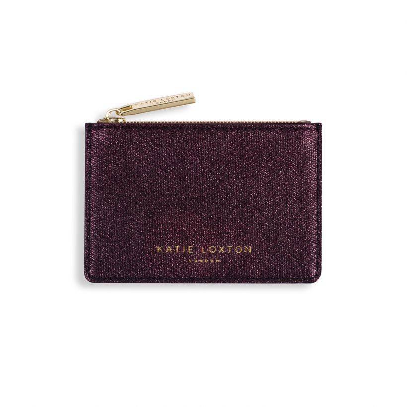 Katie Loxton ALEXA METALLIC CARD HOLDER