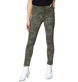 Sanctuary Clothing Social Standard Camo Ankle Skinny