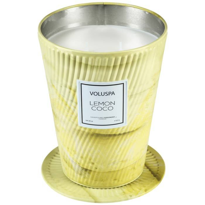 Voluspa Giant Ice Cream Cone Candle