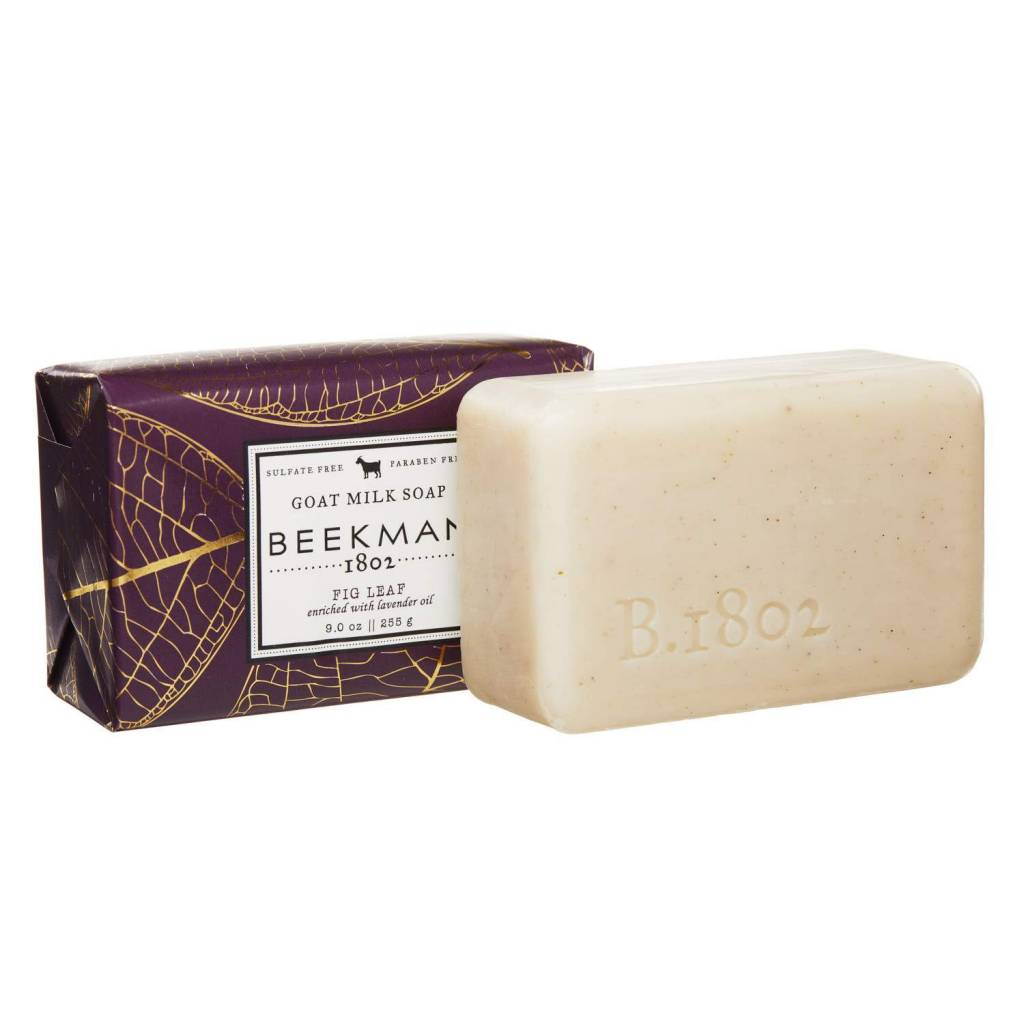 Beekman 1802 9 oz GOAT MILK BATH BAR