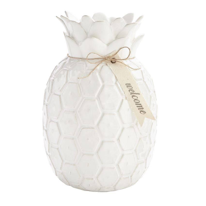 Mud Pie Pineapple Vase