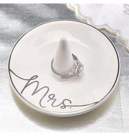 Mud Pie Mrs Ring Dish