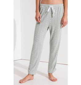 Z Supply Hearts Pajama Pant