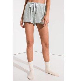 Z Supply Hearts Pajama Short