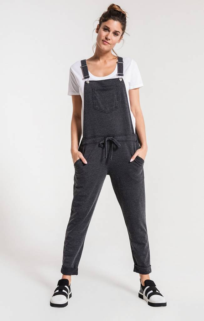 Z Supply The French Terry Overalls