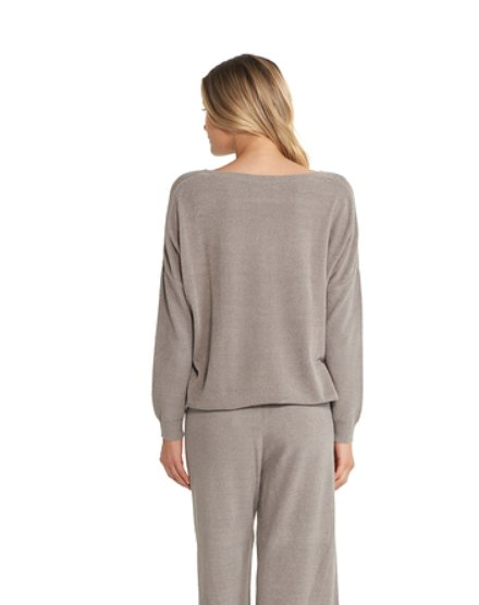 Barefoot Dreams Cozychic Ultra Lite Slouchy Pullover