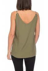 B Collection by Bobeau Eliza Tank Blouse