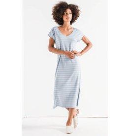 Z Supply The Stripe Midi Dress