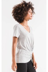 Z Supply The Lucca Twist Front Tee