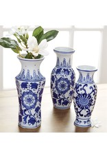 Mud Pie Mini Chinoiserie Vase