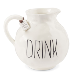 Mud Pie Drink Pitcher