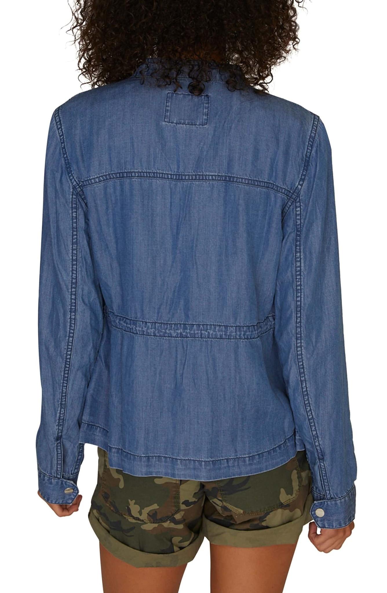 Sanctuary Clothing Hero Lightweight Jacket