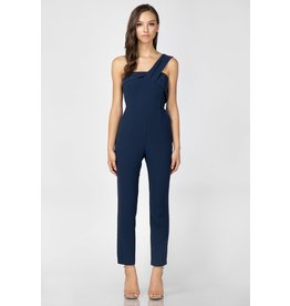 Adelyn Rae Brooklyn Woven Jumpsuit