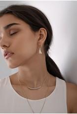 Lover's Tempo Solar Tassel Post Earrings