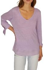 Sanctuary Clothing Sylvie Tie Sleeve Tee