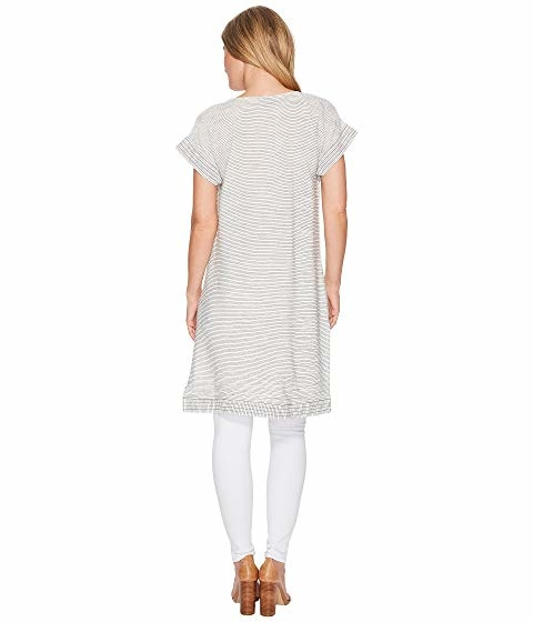 B Collection by Bobeau Bethie Tunic w/Beaded Detail