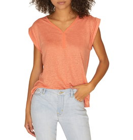 Sanctuary Clothing Laura V Neck Tee