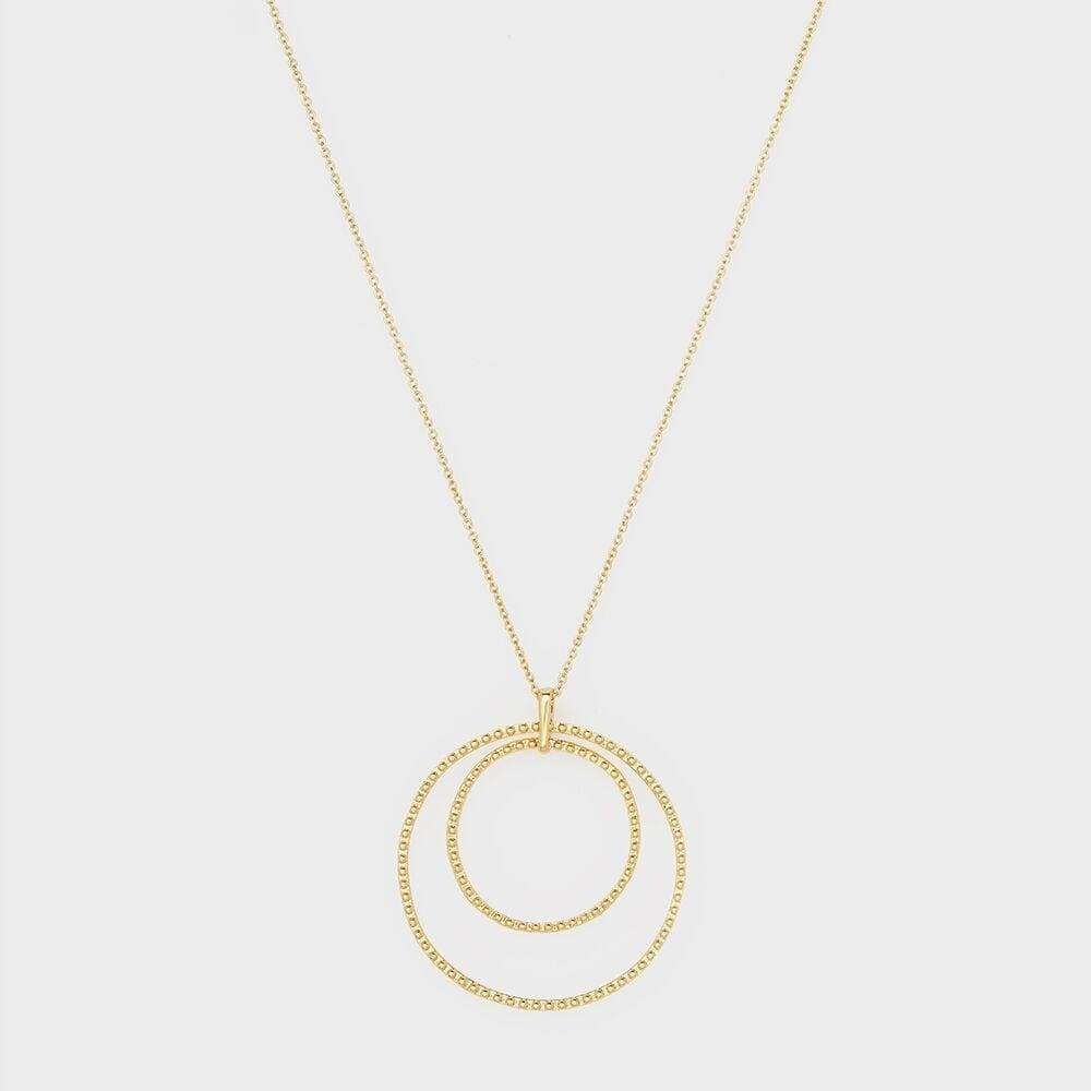 Gorjana Bali Pendant Necklace