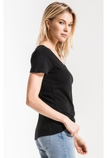 Z Supply The Perfect V Neck Tee
