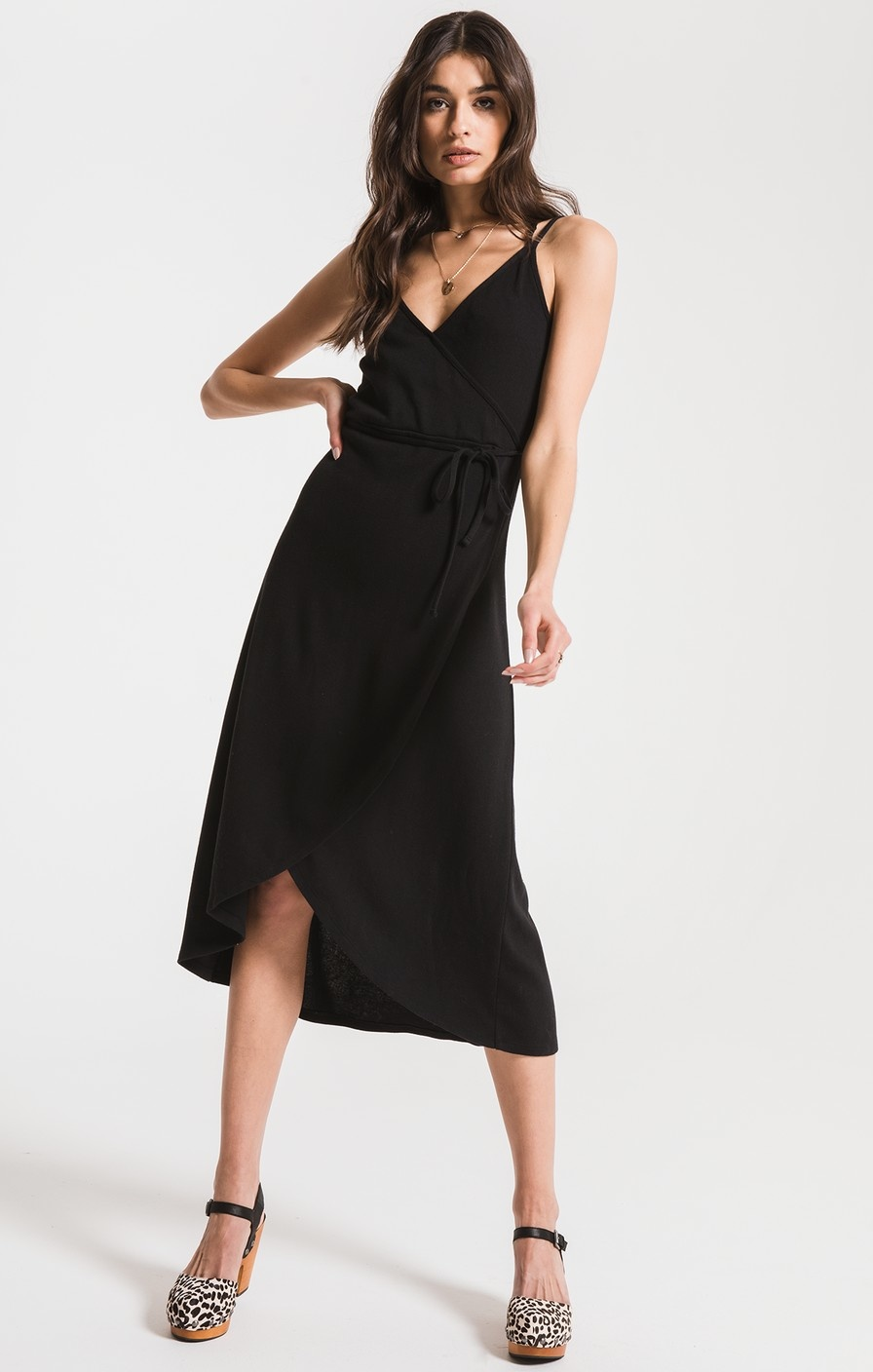 Z Supply The Solid Wrap Dress