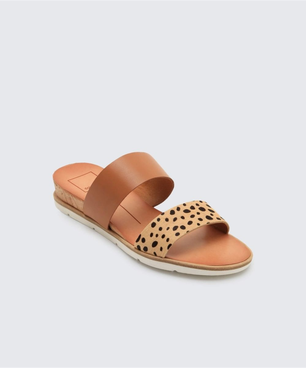Dolce Vita Vala Leather Sandal