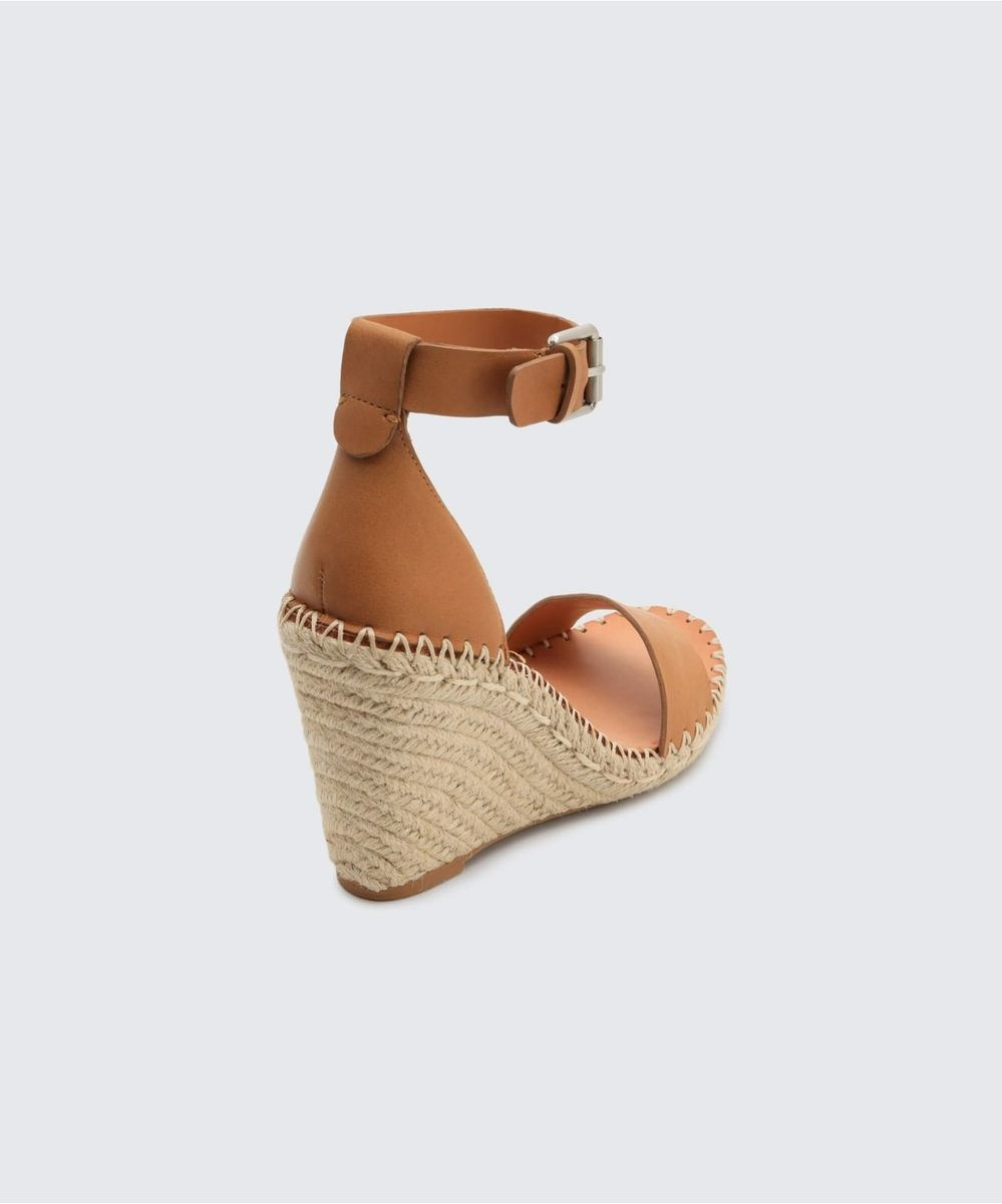 Dolce Vita Noor Leather Wedge