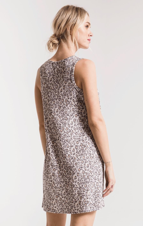 Z Supply The Leopard Breezy Dress