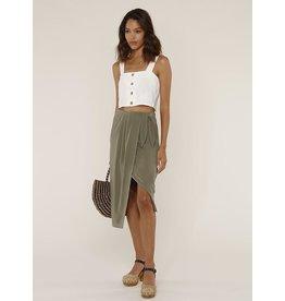 Heartloom Sloan Wrap Skirt