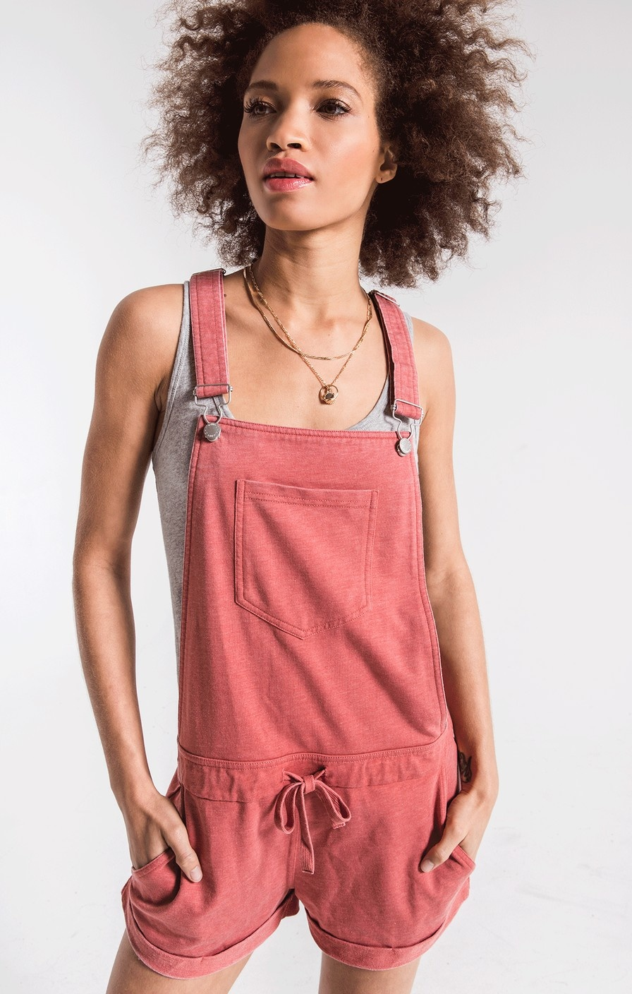 Z Supply The Short Overalls