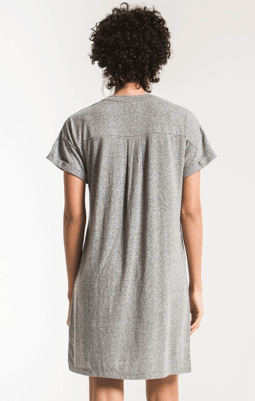 Z Supply The Triblend T-Shirt Dress
