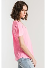 Z Supply The Neon V Neck Tee