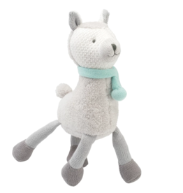 Elegant Baby Plush Llama